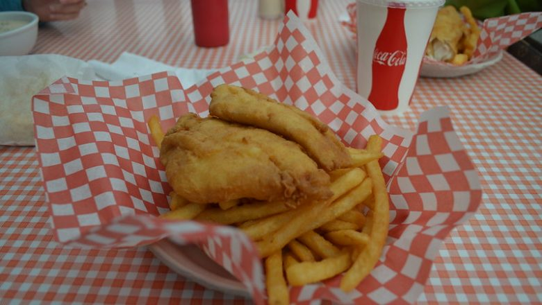 Traditional Fish & Chips