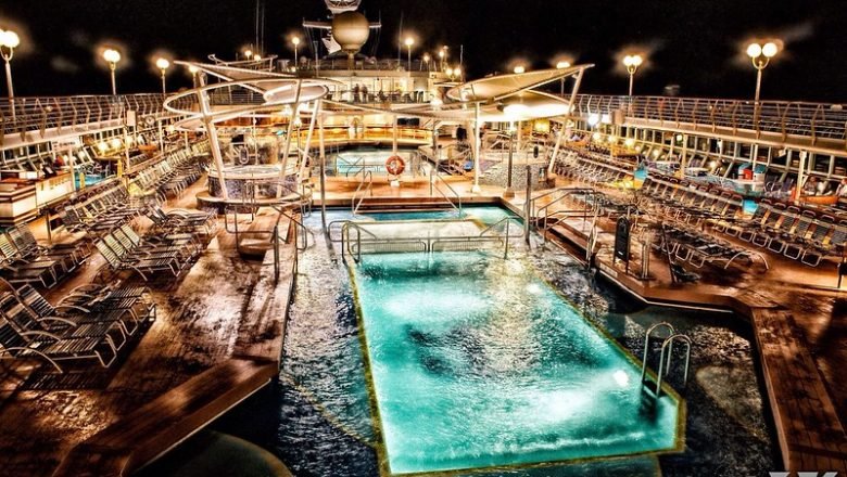 Family Vacations Aboard A Cruise Ship